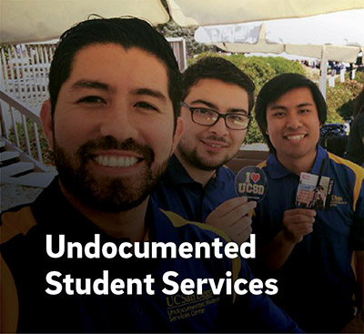 Undocumented Student Services Center