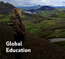 Link to the Global Education website