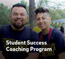 Link to the Student Success Coaching Program website
