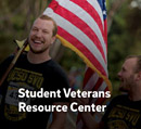Link to the Student Veterans Resource Center website
