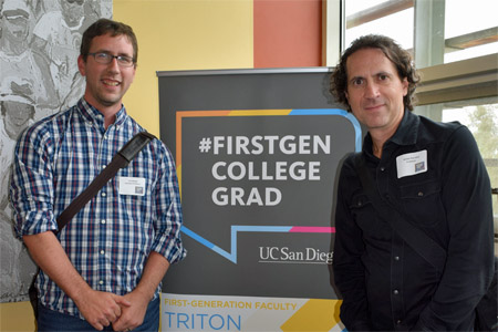 Join the Triton Faculty Firsts initiative